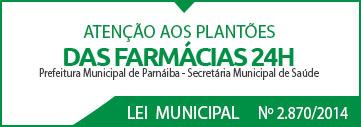 Plantão Farmácias Parnaíba