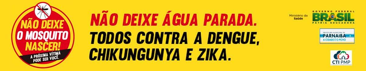 Todos contra a Dengue, Chikungunya e Zica