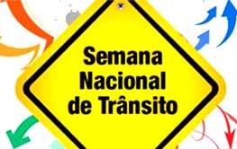 Semana Nacional do Trânsito em Parnaíba terá início próximo dia 18 de setembro