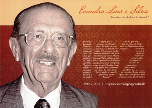 Exposição Evandro Lins e Silva abrirá calendário anual de eventos culturais