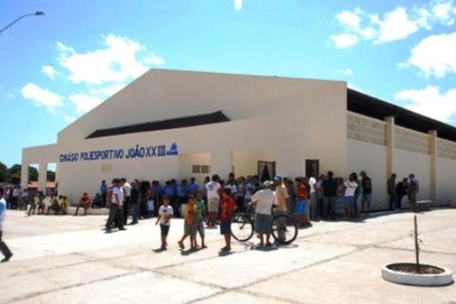 Ginásio do Bairro João XXIII recebe Copa Evangélica de Futsal