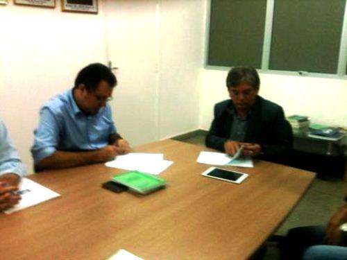 Prefeitura e UFPI assinam Termo de Convênio de Estágio