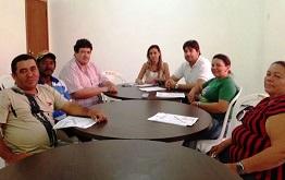 Prefeitura proporciona cursos de irrigação para moradores de assentamentos
