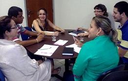 Sedesc realiza reunião intersetorial do Programa Bolsa Família