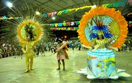Concursos carnavalescos de Parnaíba acontecerão neste sábado, dia 22