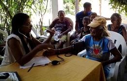 Secretaria da Saúde realiza mutirão itinerante na Ilha