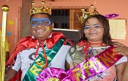 Em ritmo de carnaval, pacientes participam do CAPS Folia