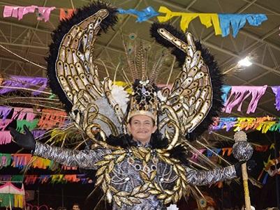 Rei Momo, Rainha e Miss Gay 2014 são escolhidos em concurso carnavalesco em Parnaíba