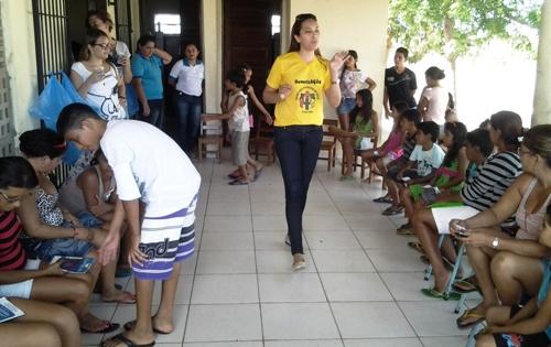 Secretaria da Saúde realiza mutirão em parceria com Colônia de Férias