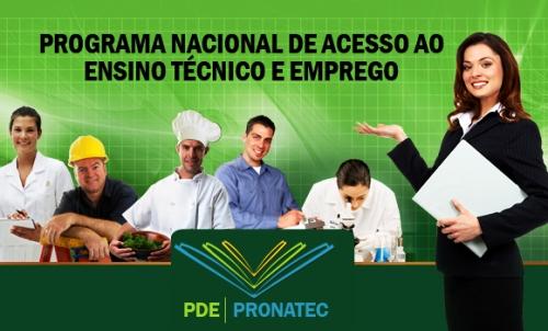 Prefeitura disponibiliza novas vagas para cursos Pronatec em Parnaíba