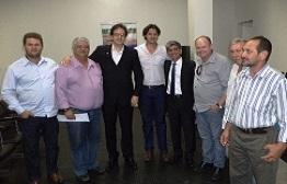 Setor Primário e Abastecimento discute com o Dnocs a instalação da Vila do Leite