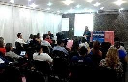 """Secretaria da Saúde reúne servidores para apresentação da """"Programação Anual 2015"""""""
