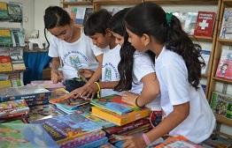 Escolas municipais participam de atividades no segundo dia do Salipa