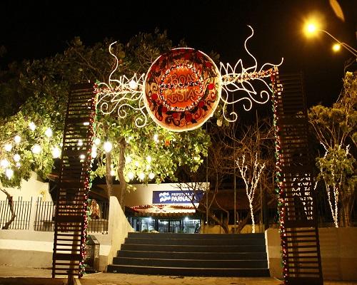 Resultado de imagem para decoração de natal em Parnaíba