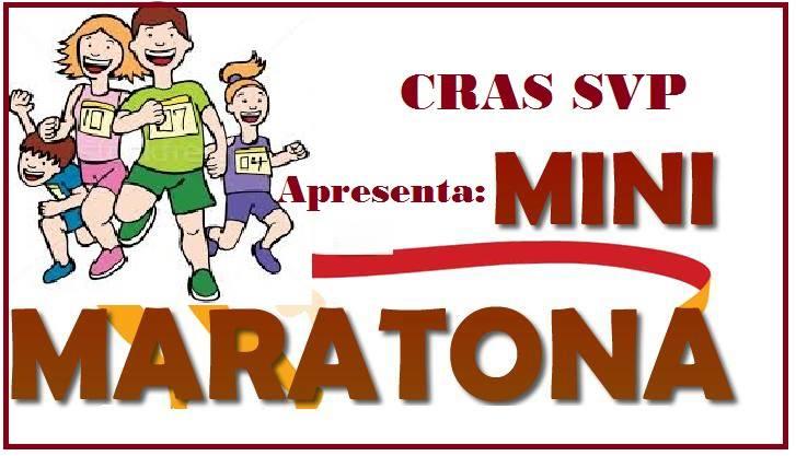 Cras do Bairro São Vicente de Paula organiza mini maratona para o dia 19