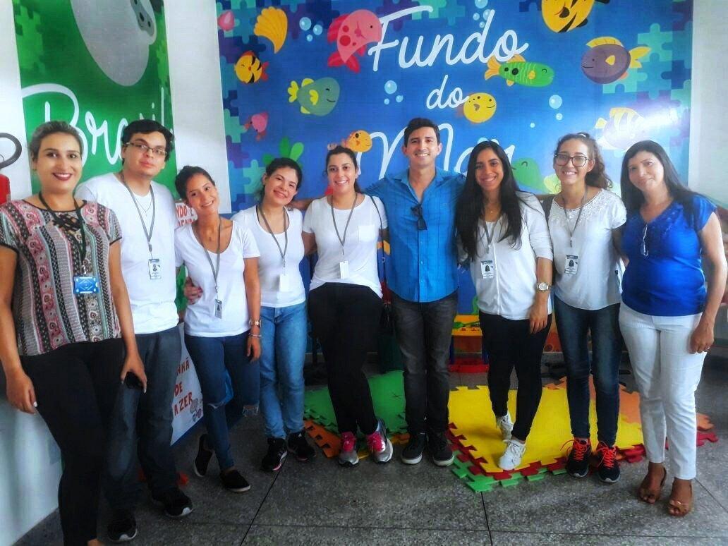 """Projeto """"Fazendo Arte"""" do CRAS Piauí."""