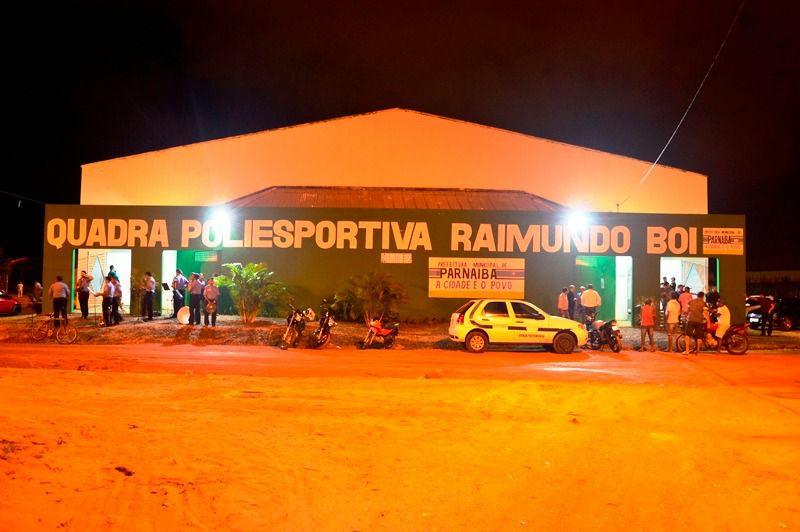 """Quadra Poliesportiva """"Raimundo Boi"""" receberá """"Primeiro Torneio de Integração Litorânea"""""""