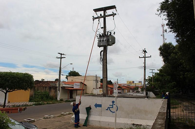 Prefeitura de Parnaíba esclarece corte de energia em seu Centro Administrativo