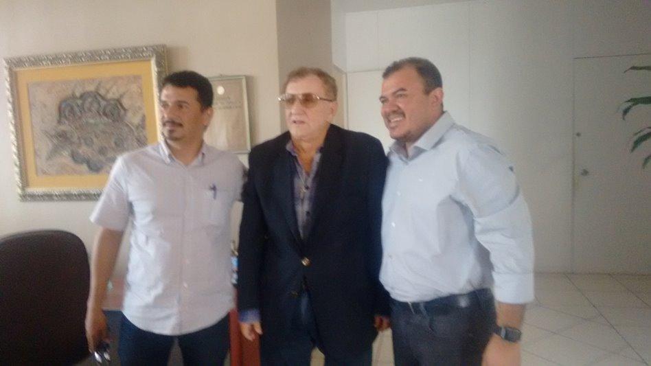 Empresário solicita apoio do prefeito Mão Santa para expansão da Faculdade Internacional do Delta (FID) em Parnaíba