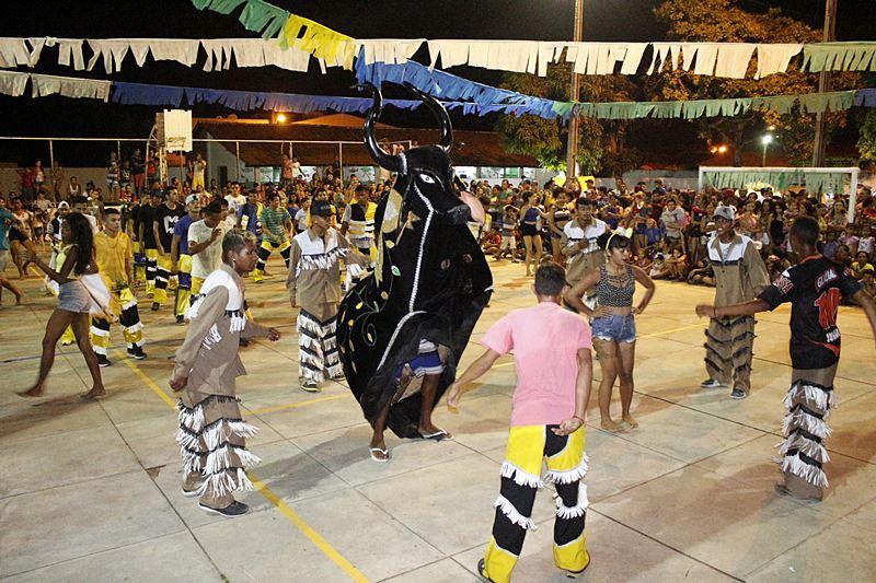 Bairro Broderville em festa na 19ª noite do São João nos Bairros