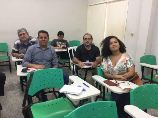 Secretário de Desenvolvimento Econômico participa de reunião BNB na Estação de Aquicultura