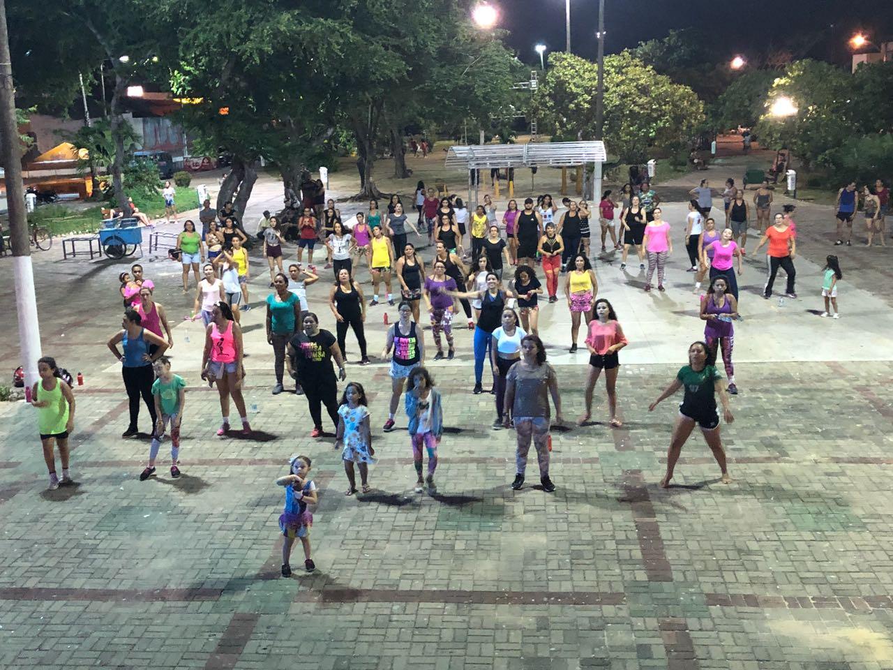 II Delta Férias: Prossegue às quartas-feiras Aulão de danças no Quadrilhódromo