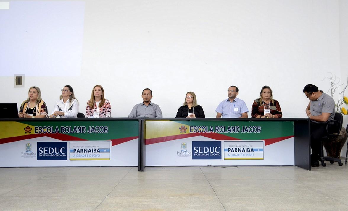 """Prefeitura de Parnaíba realiza no Roland Jacob o """"Fórum IDEB 2019"""""""