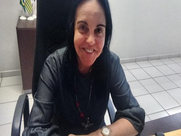 """Dona Adalgisa Moraes Souza destaca ações da Sedesc e a experiência exitosa do Programa """"Criança Feliz"""""""
