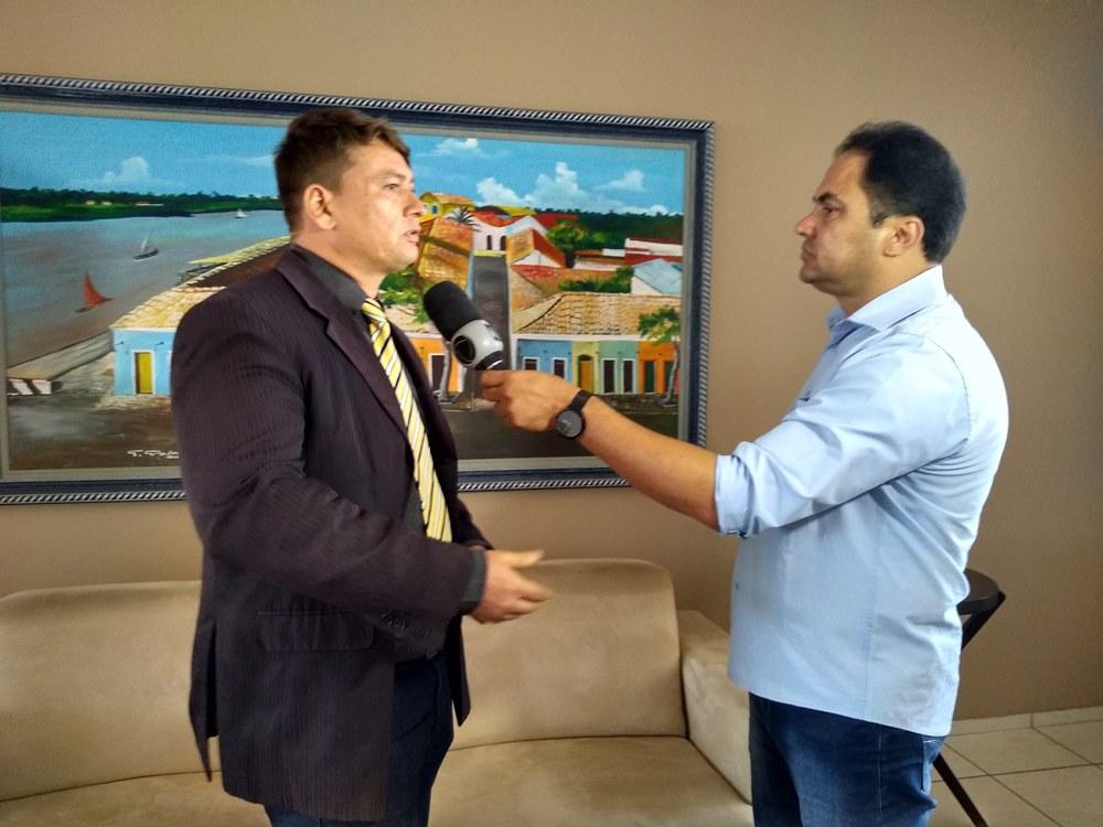 Presidente da Aserpa diz que estão criando confusão com o Plano de Saneamento Básico e Privatização da Agespisa