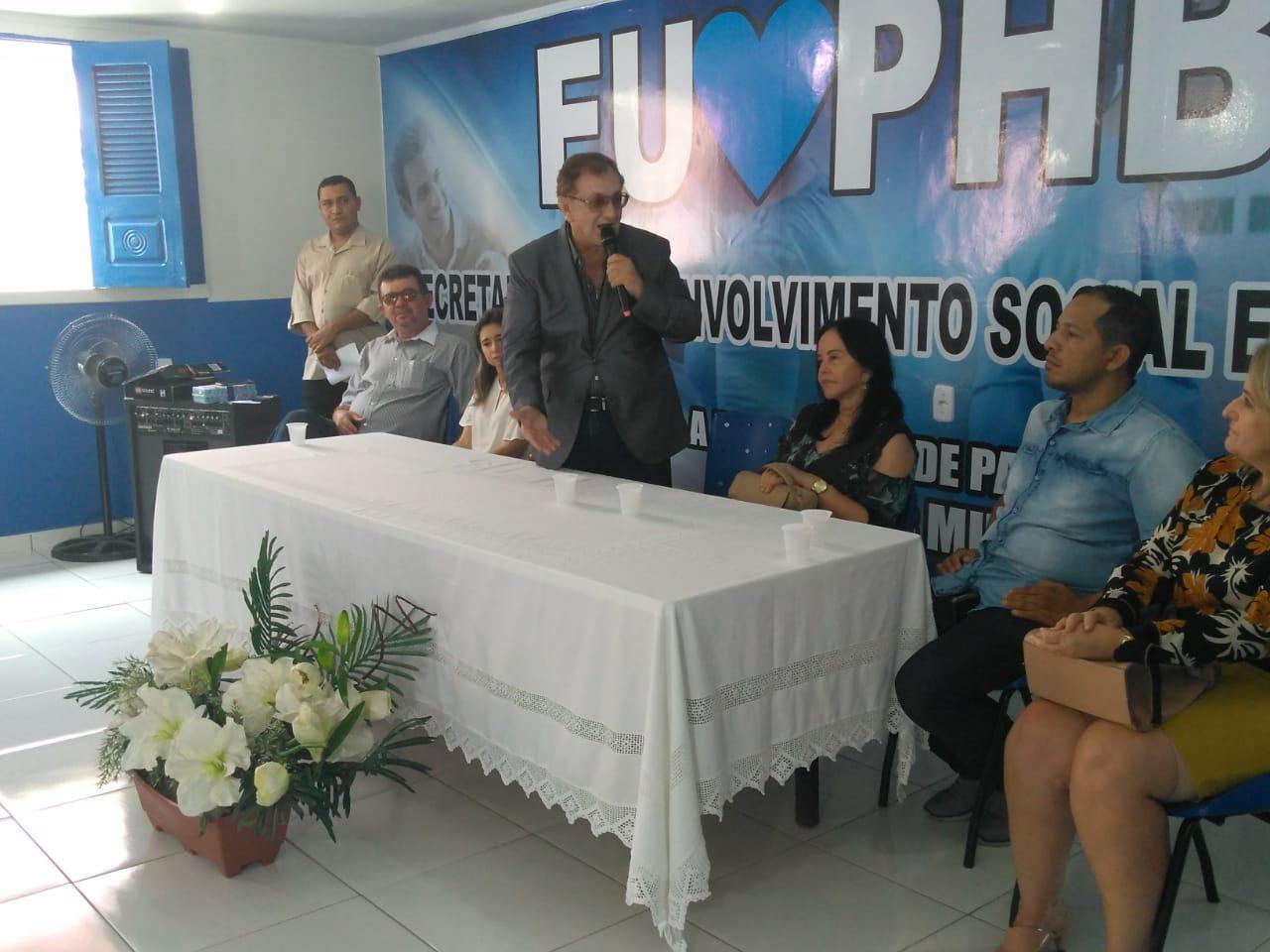 Prefeito Mão Santa destaca avanços alcançados pelo seu governo no setor Educação