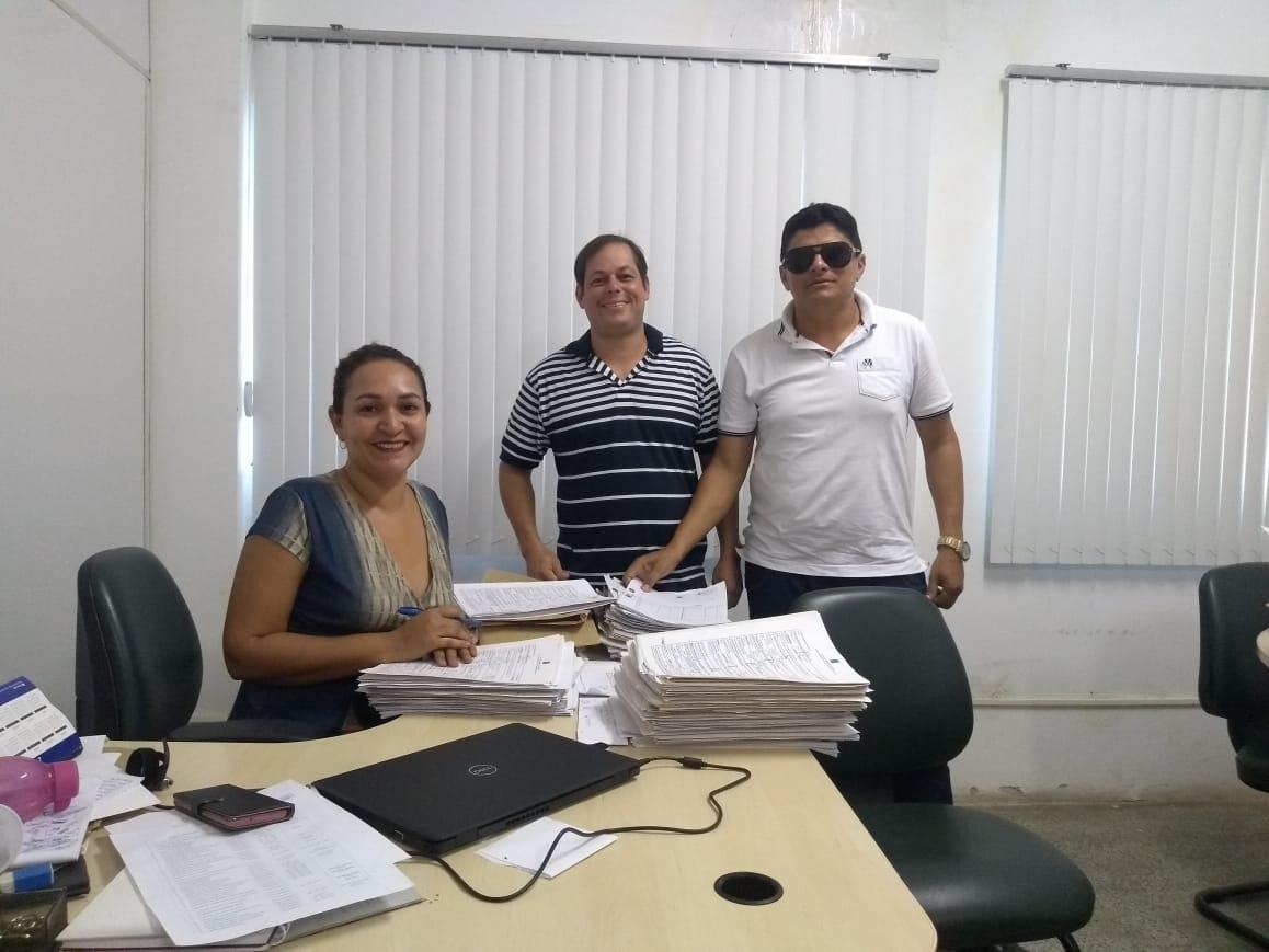 Prefeitura de Parnaíba faz entrega de projetos ao Incra para beneficiar assentamentos na zona rural do Município