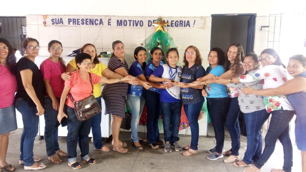 Escola Municipal João Orlando de Moraes Correia comemora bons resultados em 2018