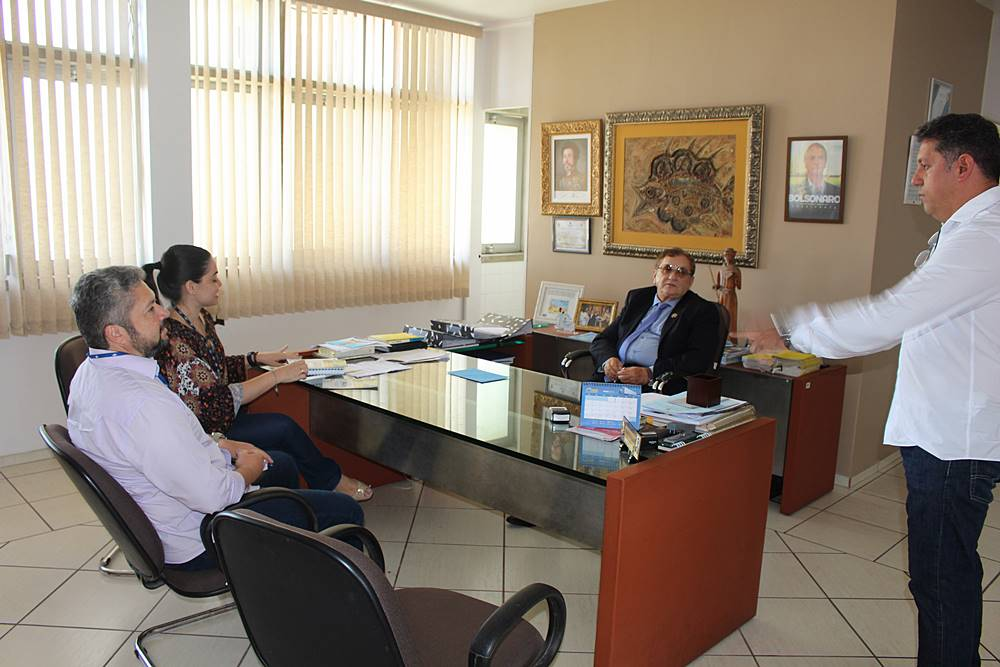 Prefeitura de Parnaíba está entre as 10 finalistas do prêmio Sebrae Prefeito Empreendedor