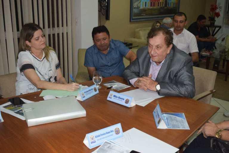 Secretária Gracinha Moraes Souza detalha projeto da nova Lagoa do Bebedouro