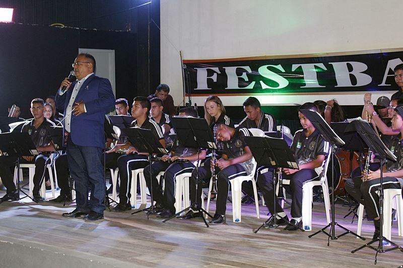 Prefeitura de Parnaíba realiza 12º FestBandas