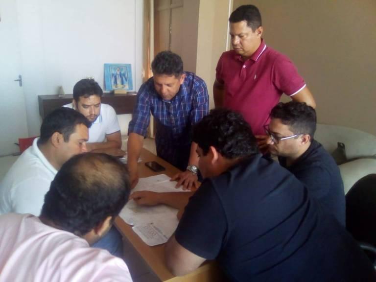 Empresários reivindicam a revitalização do Distrito Industrial de Parnaíba