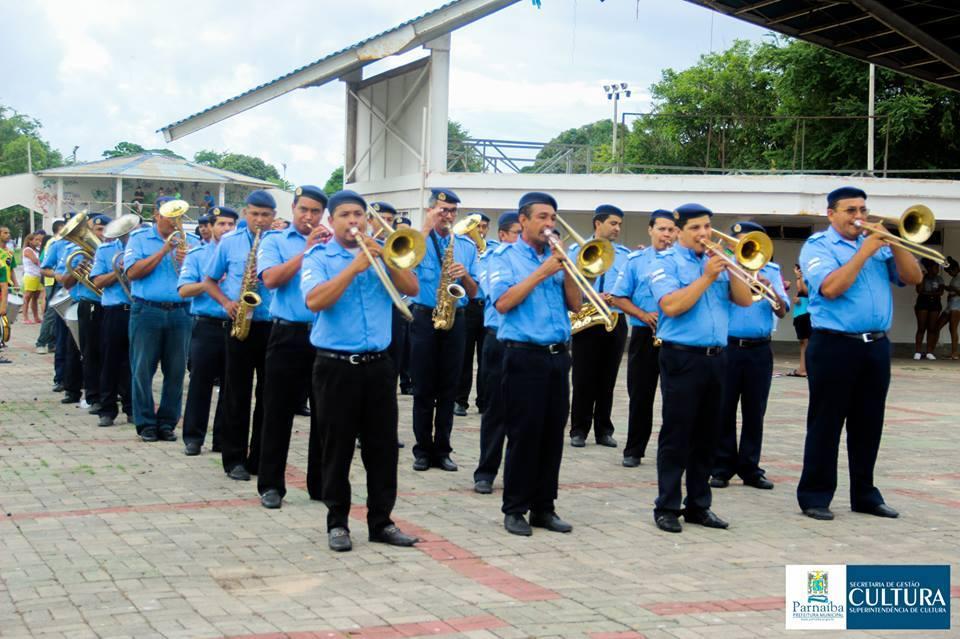 Prefeitura de Parnaíba prepara regulamento interno da Banda e Escola de Música do município