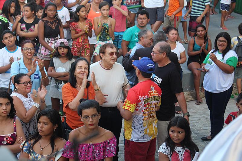 Parnaíba em Ação é realizado no Bairro Catanduvas (São Judas Tadeu)