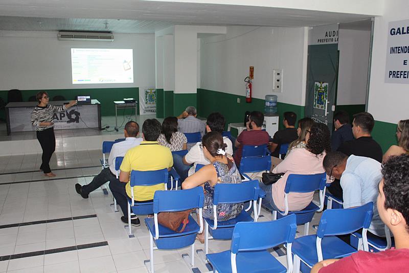 Prefeitura de Parnaíba realiza capacitação das equipes de saúde para adequação à nova portaria ministerial