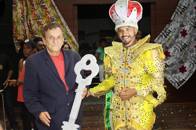 Eleita a corte do Carnaval 2020 de Parnaíba
