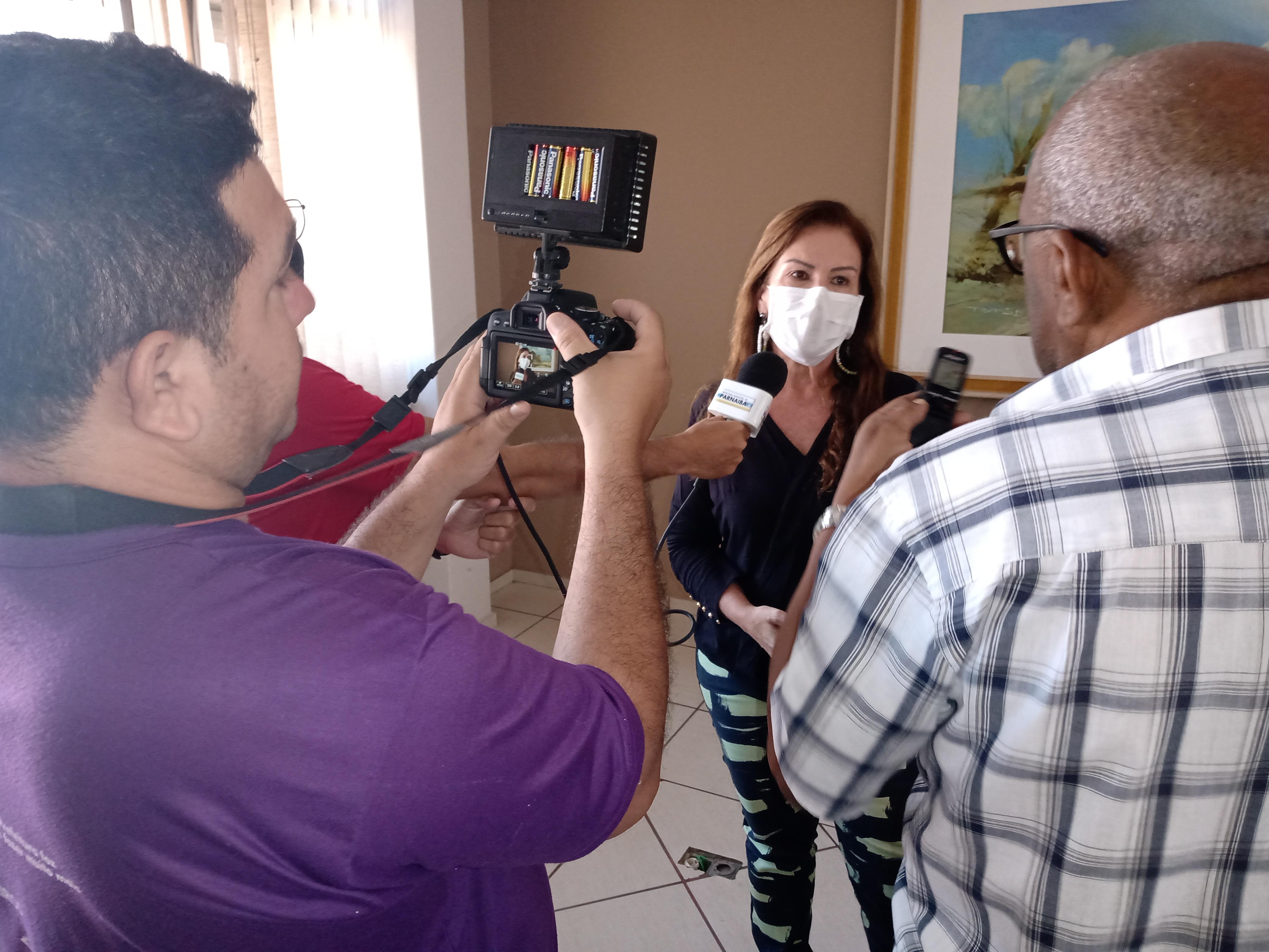 Grande procura por vacinação da Influenza em Parnaíba esgota lote enviado pelo Ministério da Saúde