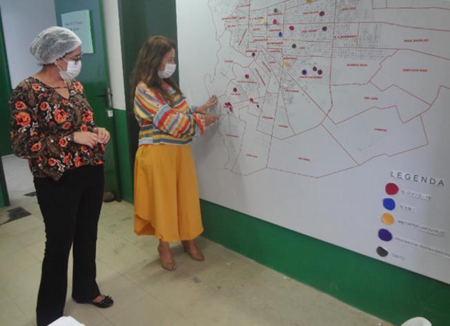 Vigilância Epidemiológica realiza constante monitoramento de casos de Covid-19 em Parnaíba
