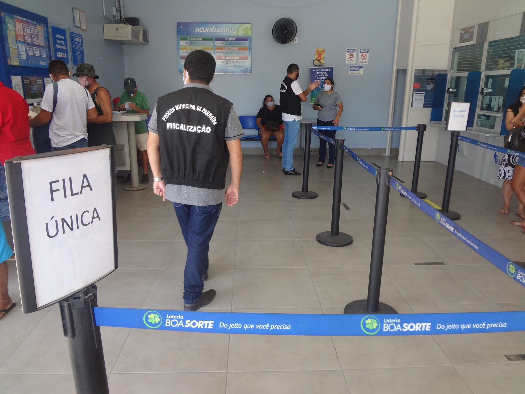 PROCON Municipal intensifica fiscalizações para coibir práticas abusivas e desrespeito às recomendações de segurança