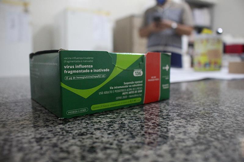 Prefeitura de Parnaíba informa alterações no calendário de vacinação contra gripe