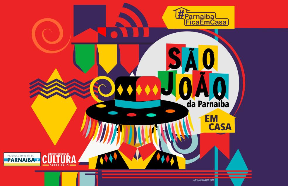 São João da Parnaíba vai ter versão on-line