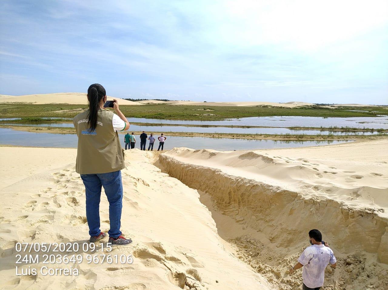 Secretaria Municipal de Meio Ambiente solicita apoio da população do Portinho para preservação da Lagoa