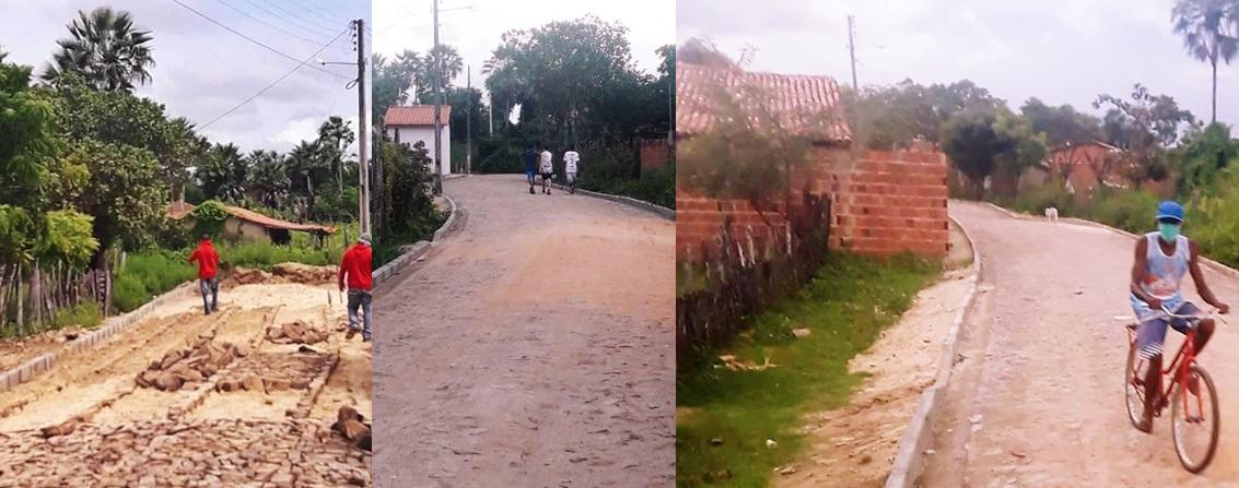 Ações da Prefeitura de Parnaíba mudam cenário urbano e garantem dignidade aos moradores de Ilha Grande