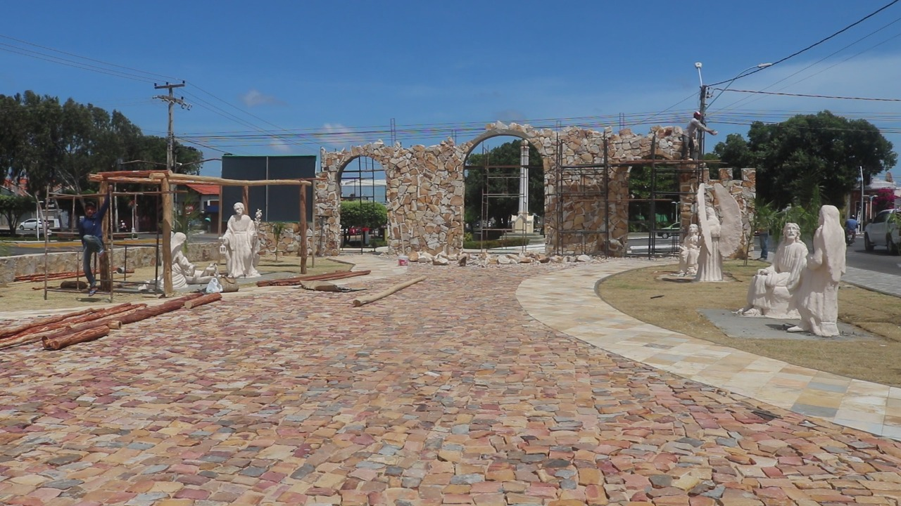 "Parque Temático ""Terra Santa"" será inaugurado antes do Natal"