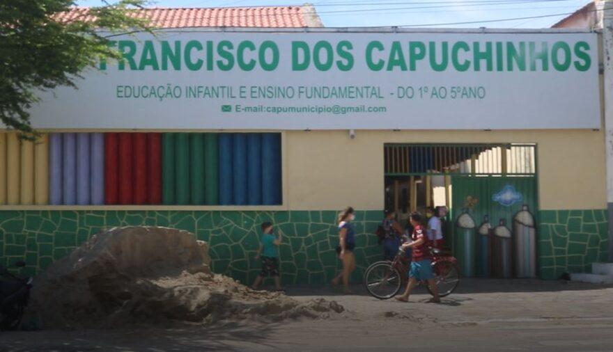 Prefeitura continua obras de reforma e ampliação das escolas municipais
