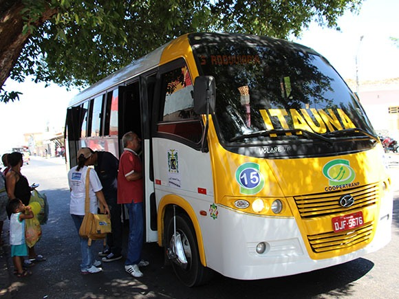 Prefeito Mão Santa determina que Secretaria de Transporte faça plantão especial de transporte coletivo para o Enem